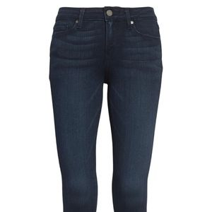 Transcend - Verdugo Crop Skinny Jeans